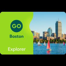 Boston Explorer Pass - 4 opções
